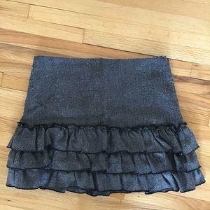 Monkey Wear tweed skirt size 14